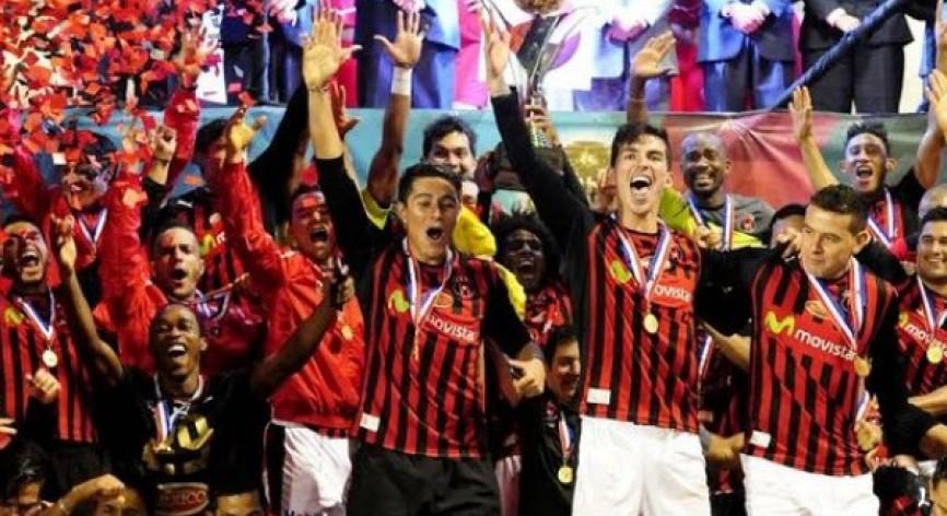 Resultado de imagen para alajuelense campeon