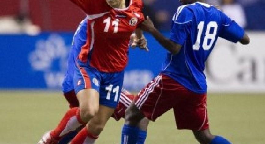 Nomina de jugadoras de la seleccion femenina de Costa Rica