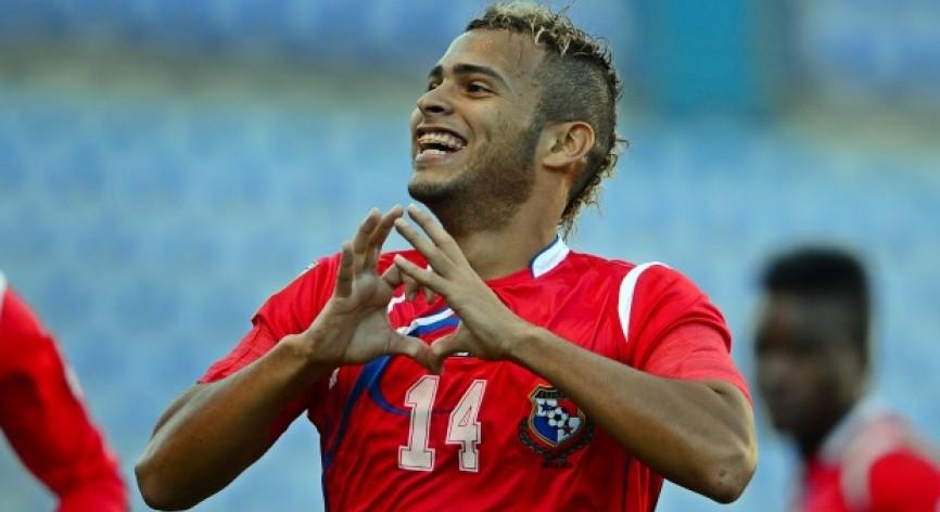 Panameño Amet Ramirez lidera goleo en el Sub-20